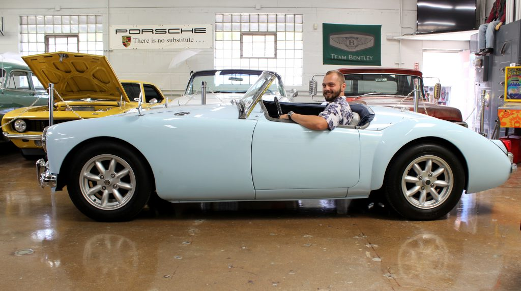 Buying Classic Cars? British Cars Are All About The Charm | CCC